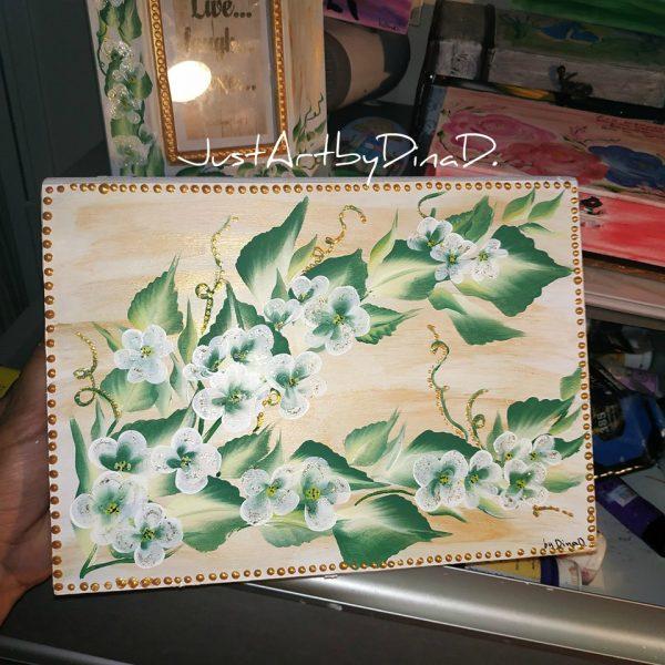 xylino kouti eyxon bizoutiera gardenia